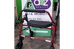 Used mobility aid, used walker, used bariatric rollator, previously owned rollator walker, Toronto, scarborough, Mississauga, Vaughan, east York, ajax