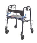 Walker, light walker, light rollator, home health care