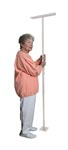 easy assist pole, ez assist pole, ceiling mount pole, home health care, Toronto, scarborough, Mississauga, Vaughan, east York, ajax, pickering, markha
